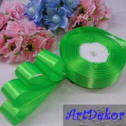 Лента атласная 2 см оптом и в розницу. Для изготовления бантиков, обручей, заколок в стиле канзаши, используется для скраббукинга