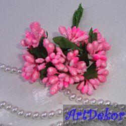 Додаток-незабудка ярко розового цвета