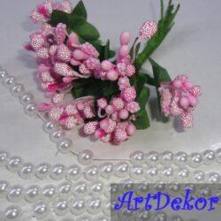 Додаток-незабудка светло розового цвета