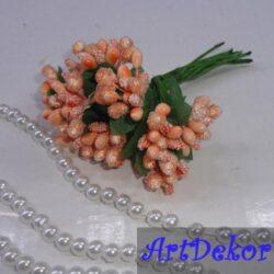 Додаток-незабудка светло персикового цвета