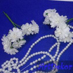 Гвоздики - цветы для декора оптом и в розницу