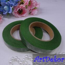 Тейп лента зеленого цвета
