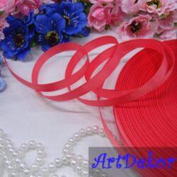 Купить ленту репсовую однотонная шириной 0.9 см Разнообразная цветовая гамма. Лента широко используется в рукоделии для изготовления американских бантиков и для изделий в стиле канзаши