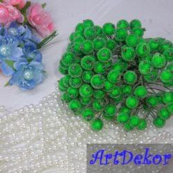 Калина сахарная 1.2 см зеленая