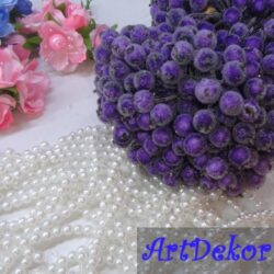 Калина сахарная 1.2 см фиолет