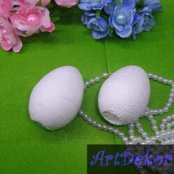 Яйца из пенопласта, 6 см