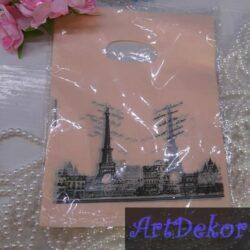 Пакет «Париж » 15x19 см