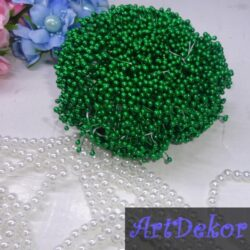 Тычинки зеленого цвета
