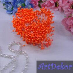 Тычинки оранжевые