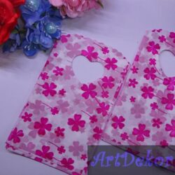 Пакет «Цветочек » 9х15 см