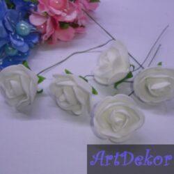Роза на ножке 3-3.5 см