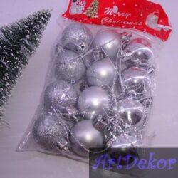 шарики новогодние