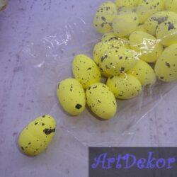 Яйцо перепелиное 3 см
