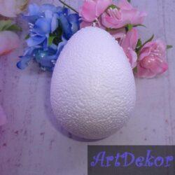 Яйцо пенопластовое